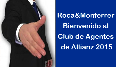 Bienvenida Club Agentes Exclusivos Allianz